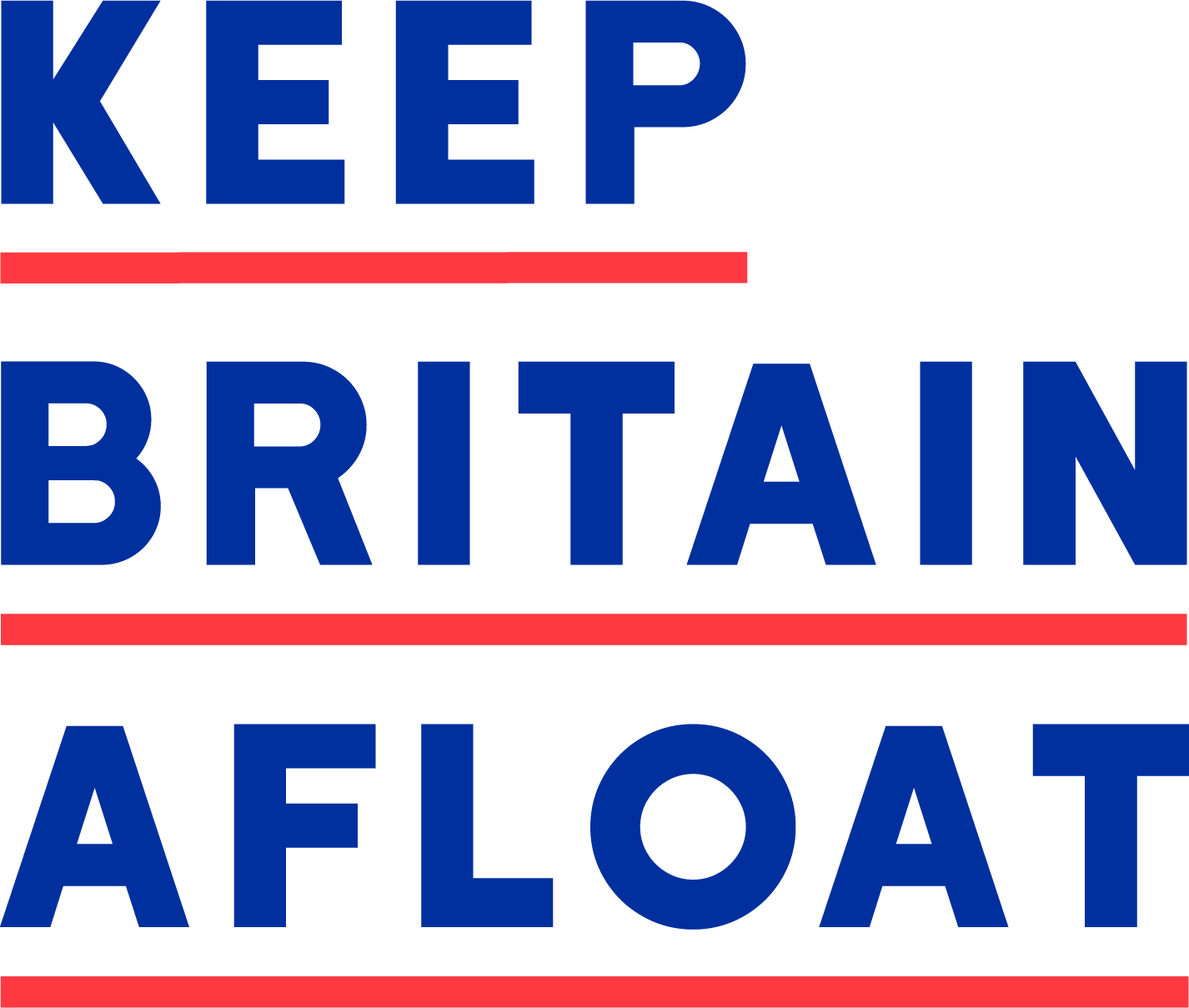 KEEP BRITAIN AFLOAT